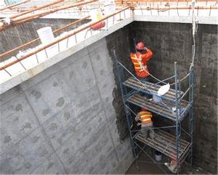 污水池环氧玻璃钢防腐