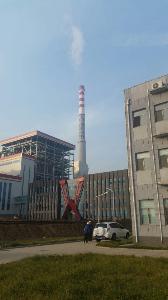 山西漳山发电有限责任公司一期2*300MW机组烟囱防腐改造